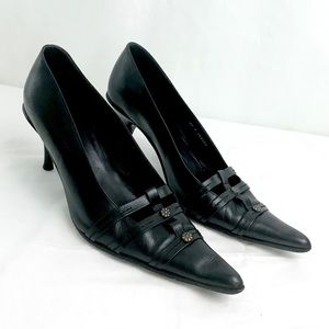 KENZO vintage 90s kitten heels